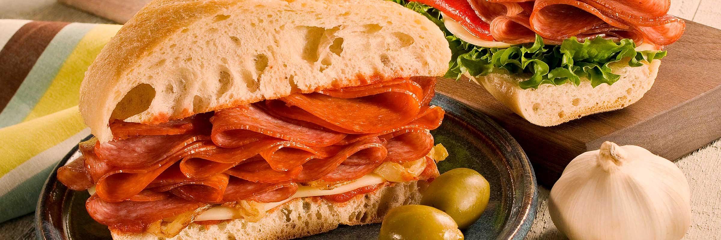 Deli Meats Sticks Amp Links Liguria Foods