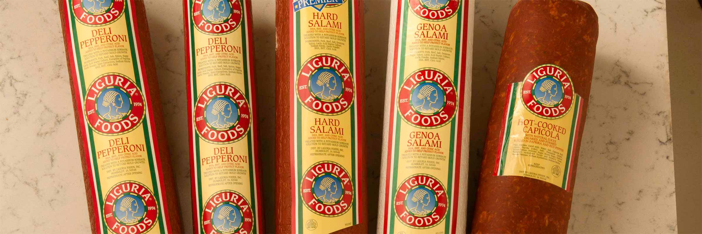 Find a Distributor Near You - Liguria Foods